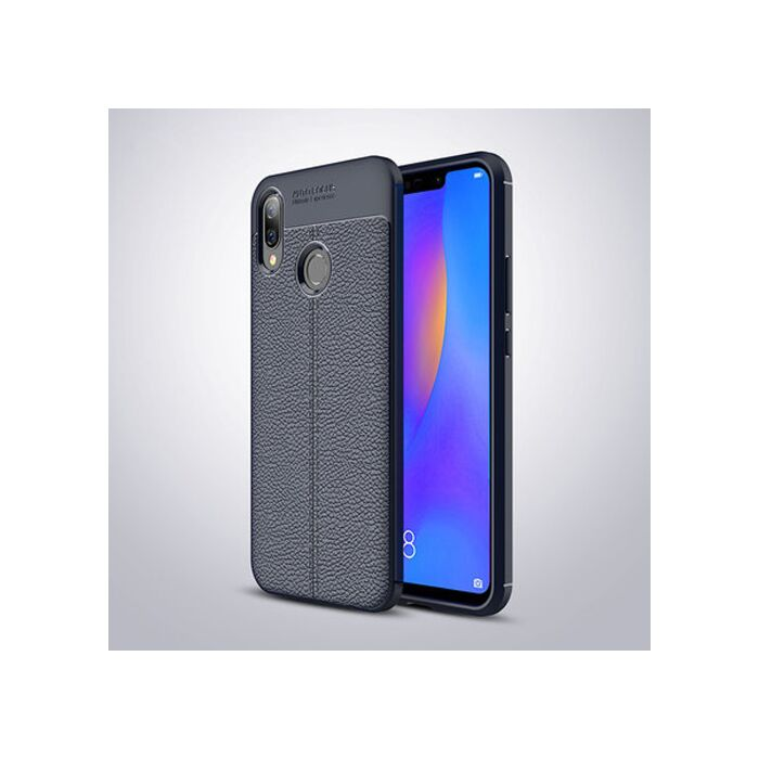 JLK Protective Litchi Pattern PU Case For Huawei Nova 3i/P Smart