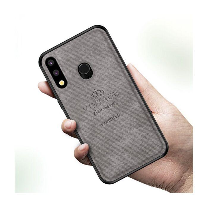 PINWUYO Protective Fabric TPU and PC Case For Huawei Nova 4e