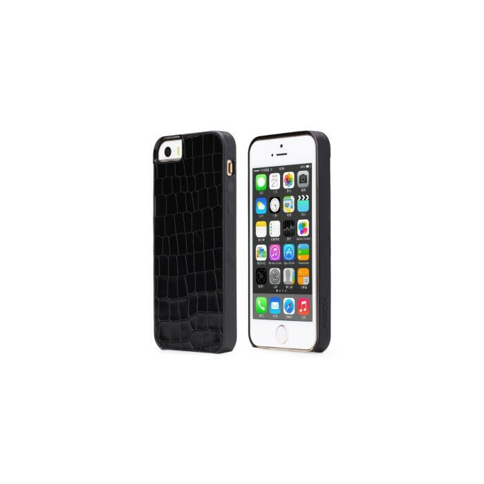 Rock High Quality Protective Leather Cover For iPhone 5S/5