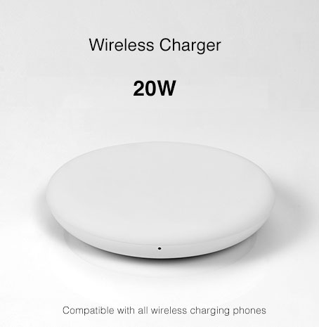 buy Xiaomi 20w wireless charger