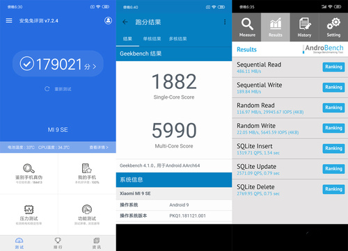 Xiaomi 9SE Review