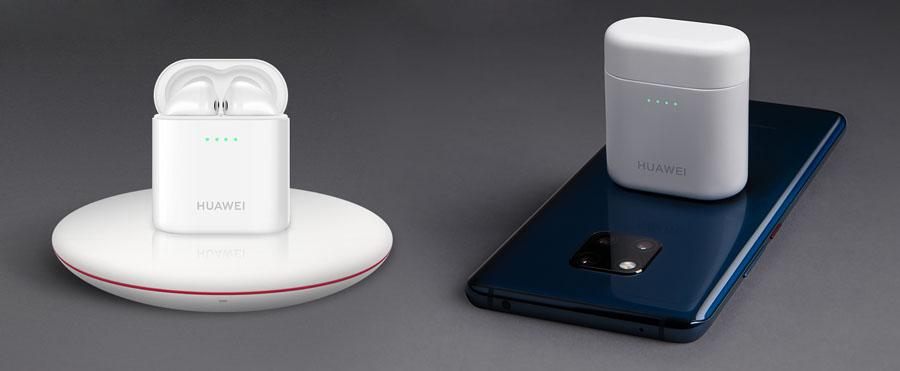 Huawei FreeBuds 2 - Wireless Bluetooth Earphone