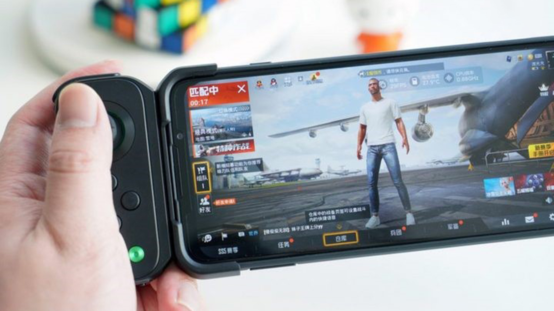 High refresh rate screen popular, game mobile phone concept is still established 4