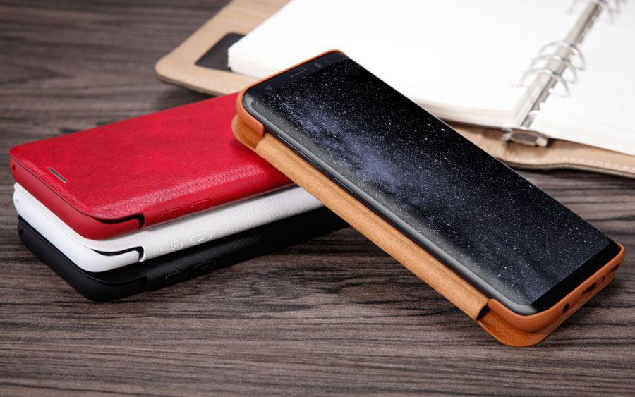 Buy Nillkin Qin Series Flip Leather Case For Samsung