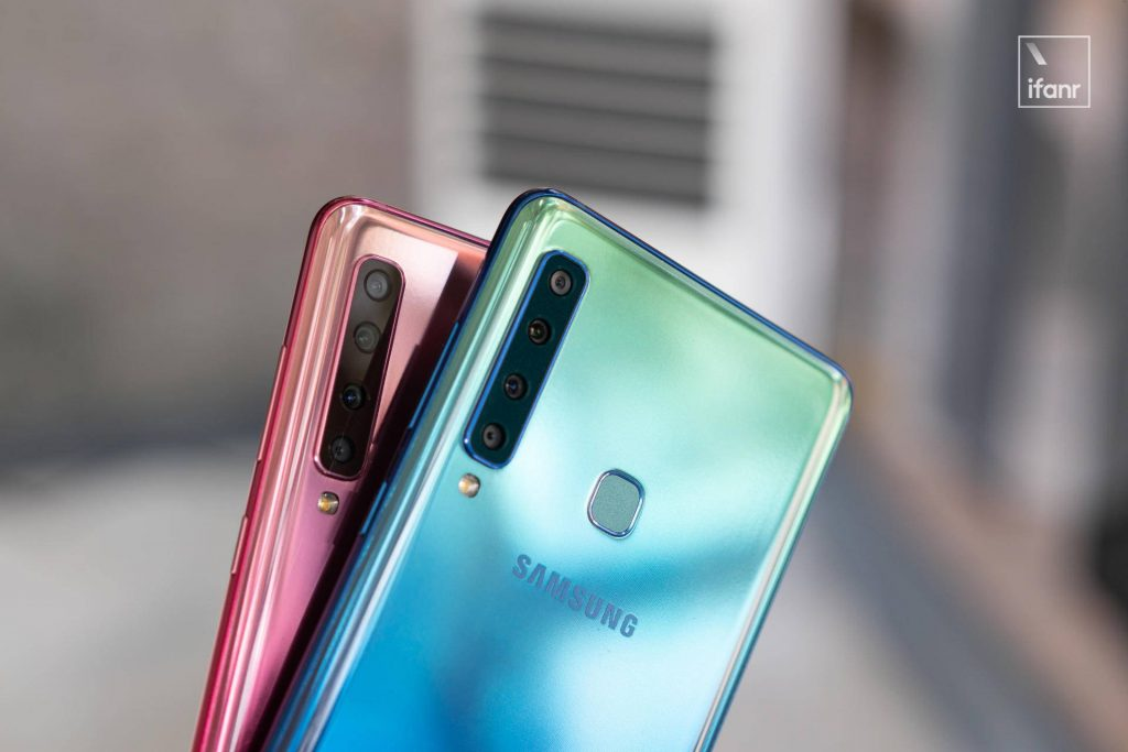 Samsung Galaxy A9s Review