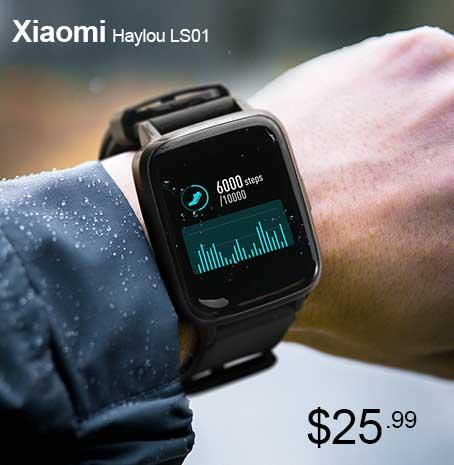 buy Xiaomi Haylou LS01 Smart Watch