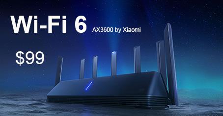 buy Xiaomi AIoT WiFi 6 Router AX3600