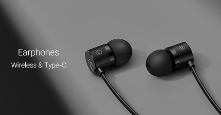buy USB Type C earphones and headphones