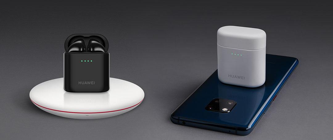 Huawei FreeBuds 2 Pro - Wireless Bluetooth Earphone