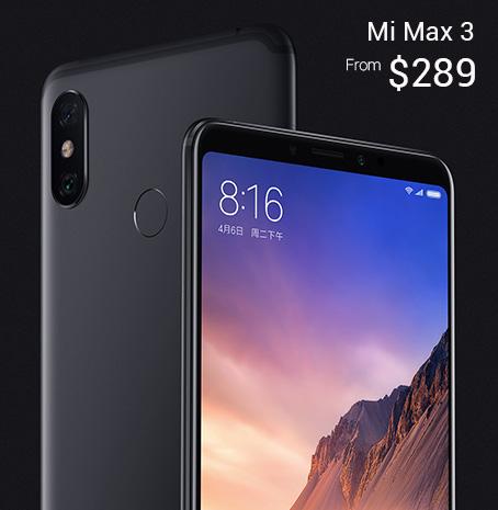 buy Xiaomi Mi Max 3