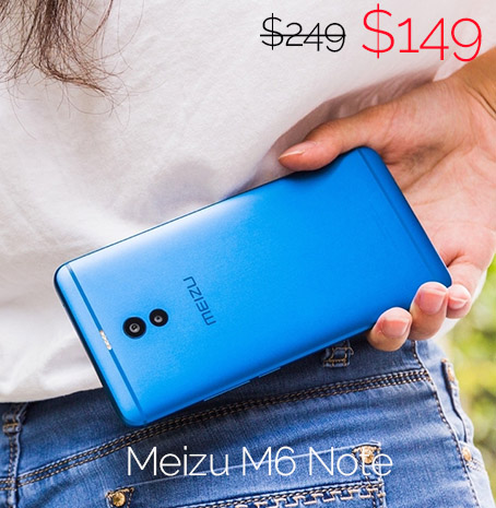 buy Meizu M6 Note