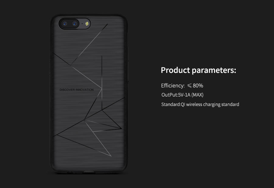 hot sale online b7c70 553cd Nillkin Magic Case For OnePlus 5