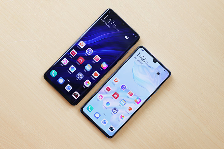 Huawei P30 Pro Screen quality is blowing is Real