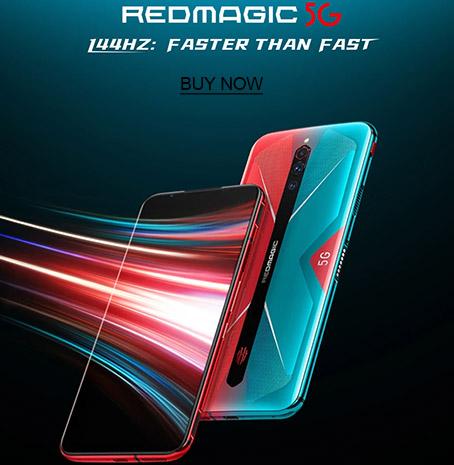 buy Red Magic 5G gaming phone
