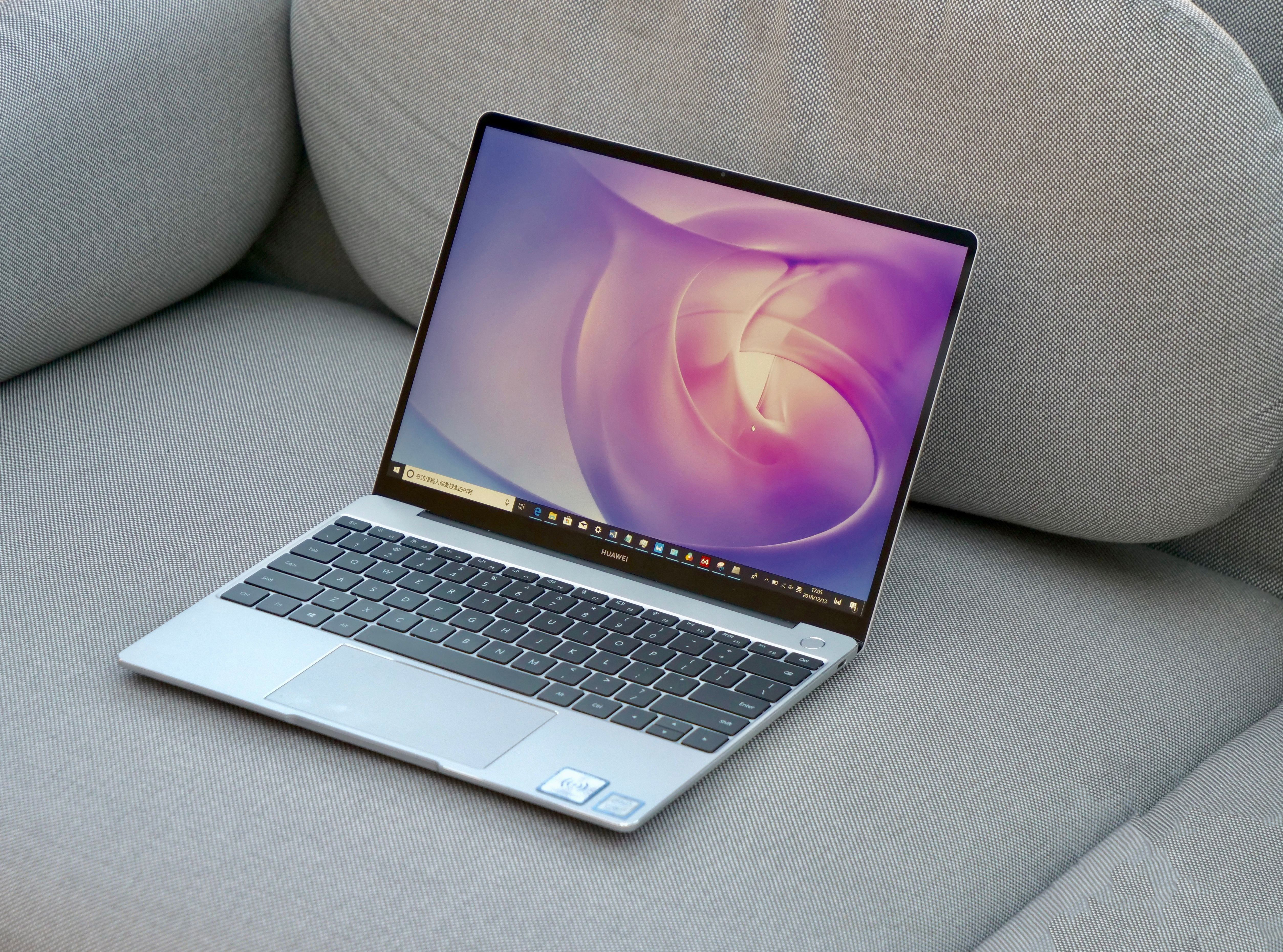 Huawei MateBook 13 Notebook Review