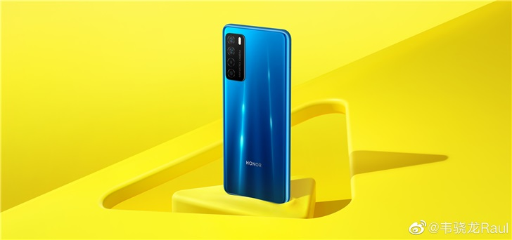 Honor Play 4 Smartphone's Color Variants Showcased Ahead Of The June 3 Debut