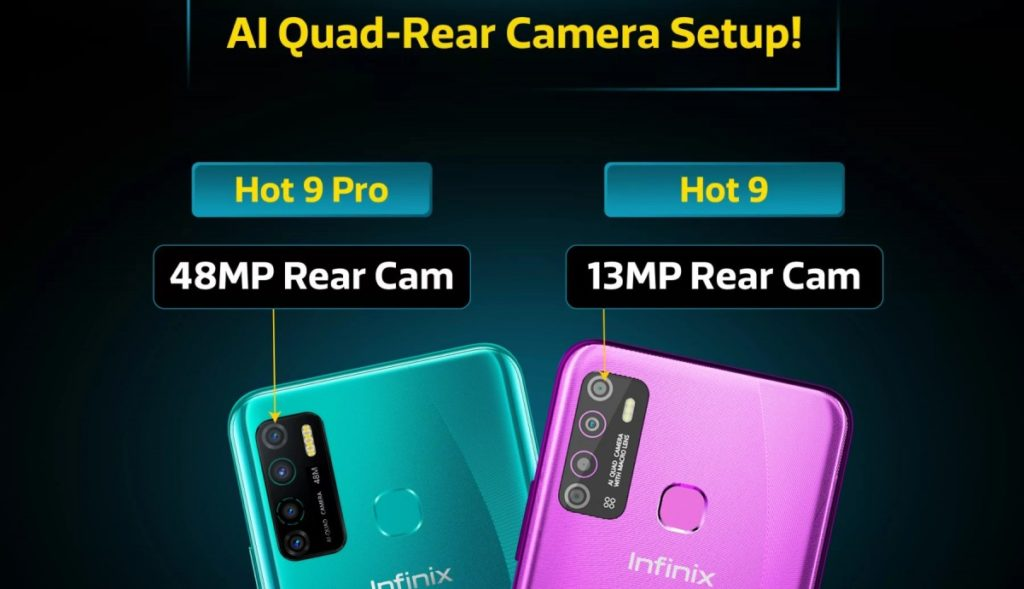 Infinix Hot 9 Series Camera Details Leaked Ahead Of Arrival