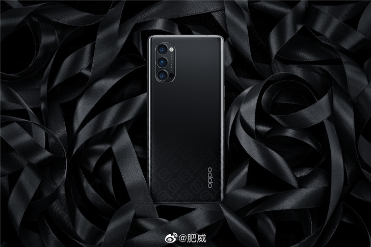 Oppo Reno 4 Pro Spotted In Black And White Color Variants