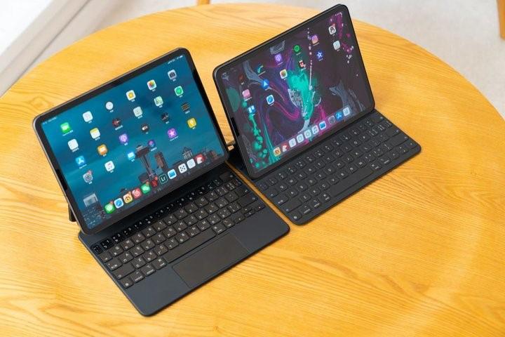 iPad Pro 's keyboard Performance Evaluation 15