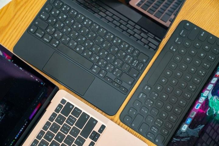 iPad Pro 's keyboard Performance Evaluation 21
