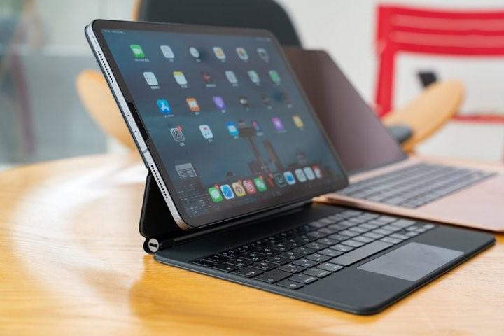 iPad Pro 's keyboard Performance Evaluation 3
