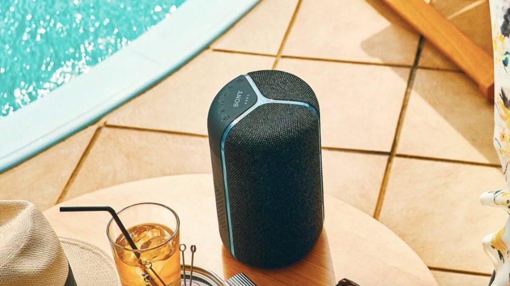 Sony Wireless Speaker SRS-XB402M