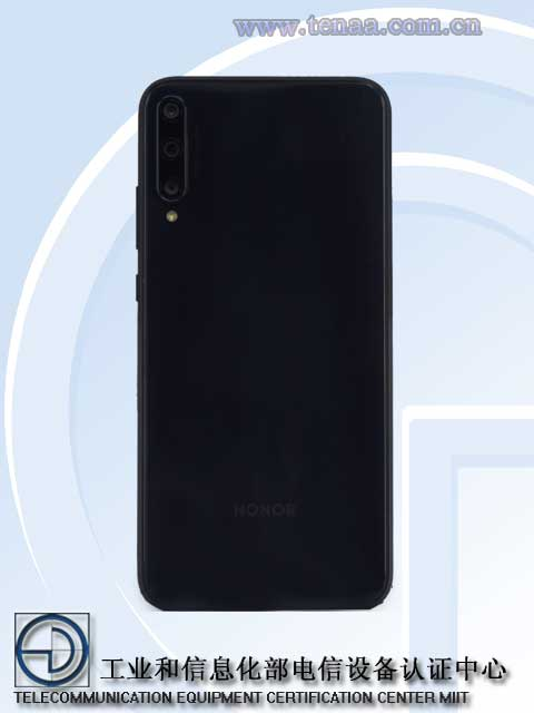 A New Honor Smartphone Appears On TENAA With Nearly Identical Specs To The Honor 9C