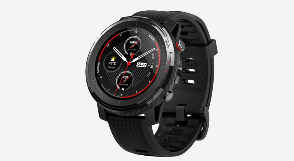 Amazfit Stratos 3 Price Revealed By Flipkart Ahead Of Its June 20 Indian Launch
