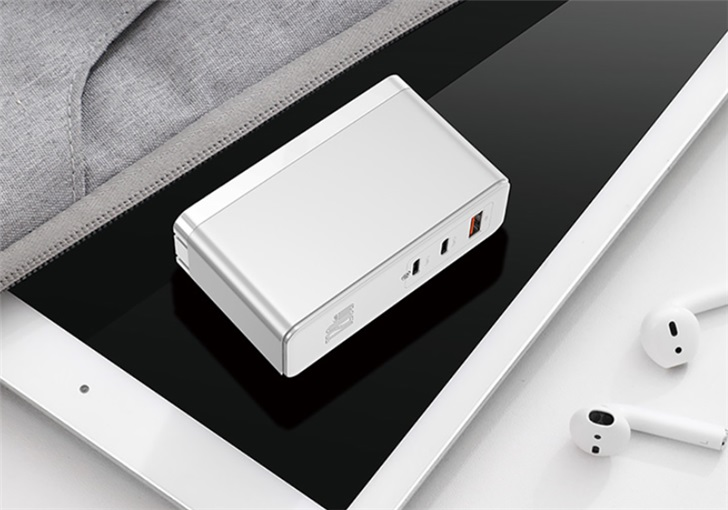 Baseus 120W GaN Fast Charger Launched In China; Available For Just CNY 248($35) In A Pre-Sale Discount