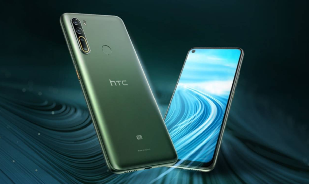 HTC U20 5G Is HTC's First 5G Handset Launched In Taiwan