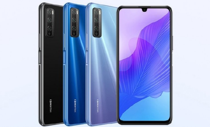 Huawei Enjoy 20 Pro With Dimensity 800 SoC Launched In China
