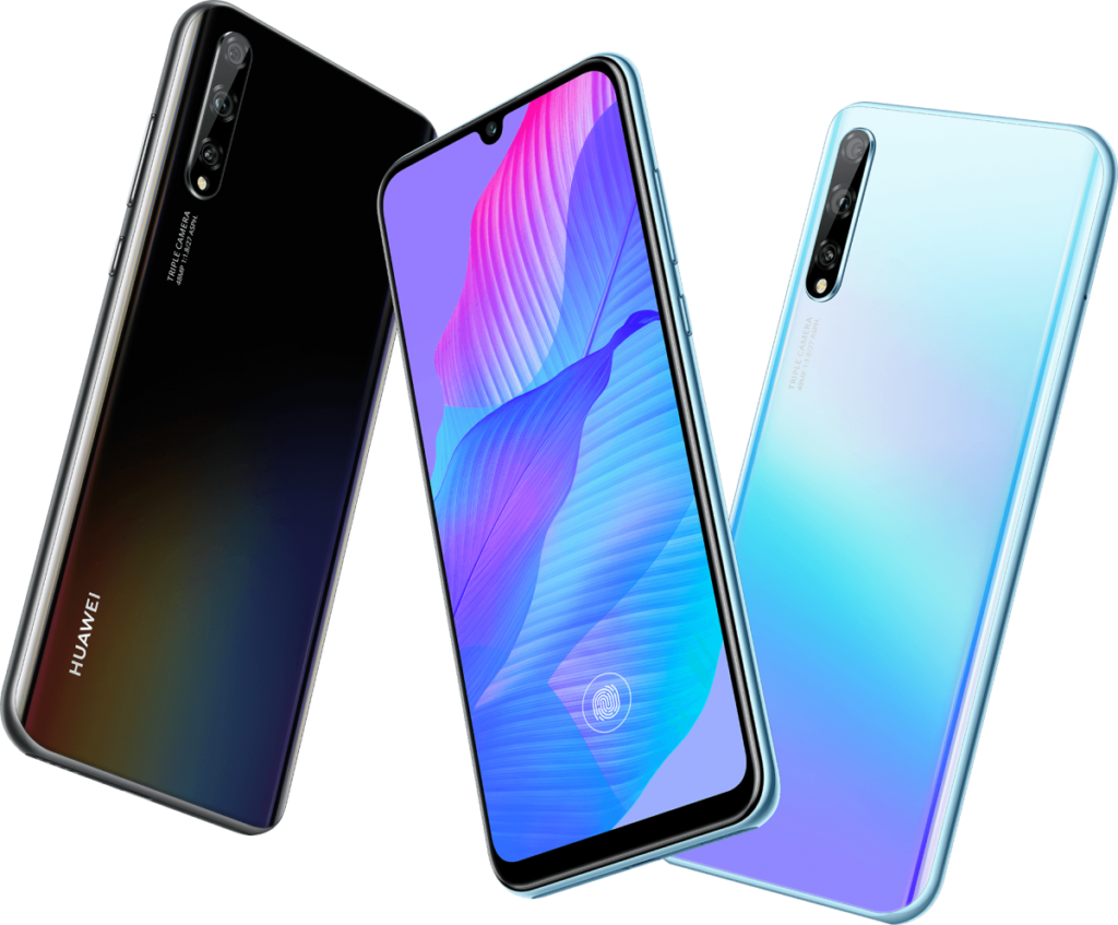 Huawei P Smart S With 6.3-inch OLED Panel And 48MP Primary Camera Unveiled