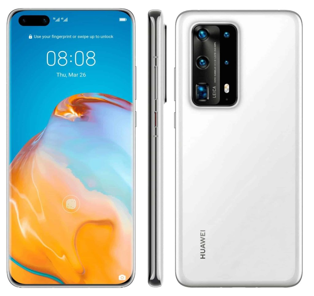 Huawei P40 Pro Plus 5G Available From $1,399 On Giztop