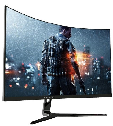 IPASON GR272 and IPASON GR240I Gaming Monitors Launched at a Discounted Price Of CNY 899($127)