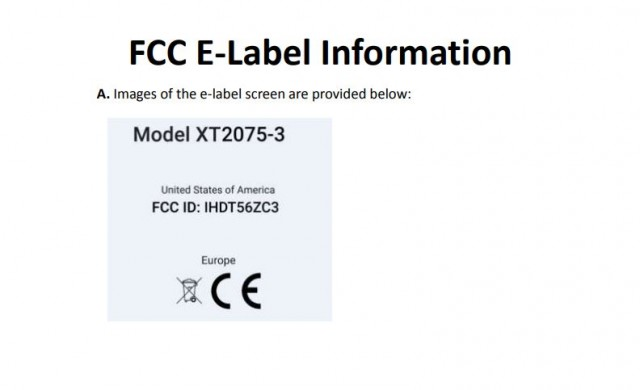 Motorola Edge Lite To Debut Soon As It Hits FCC Certification
