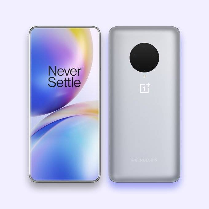 OnePlus 9 Pro(OnePlus 2021) Possible Concept Render Hints The Captivating Design And Specs