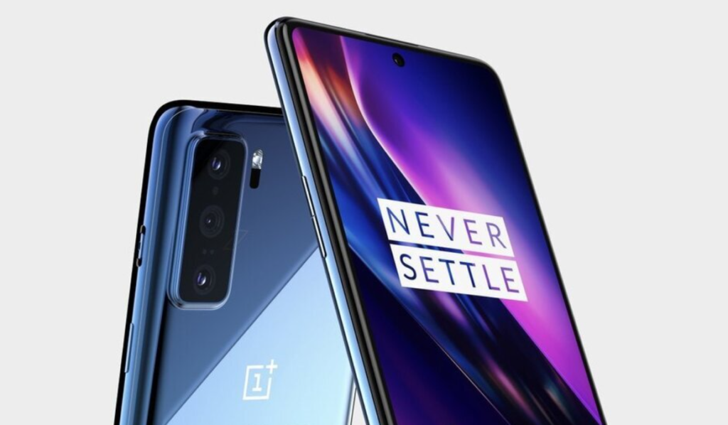 OnePlus Nord To Feature A Front Dual-Camera Setup