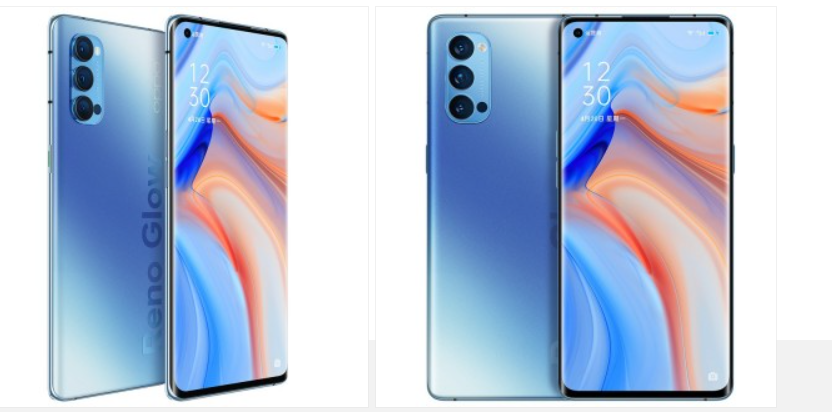 Oppo Reno 4 Series More Images Listed; Reaffirms 65W Fast Charging