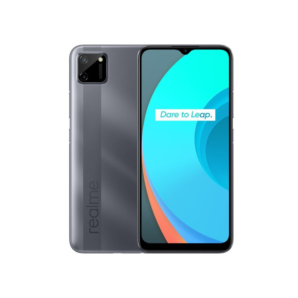 Realme C11 With Helio G35 SoC And 5,000mAh Battery Unveiled