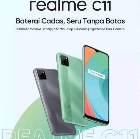 Realme C11 Will Debut On June 30 In Malaysia; Specs and Details