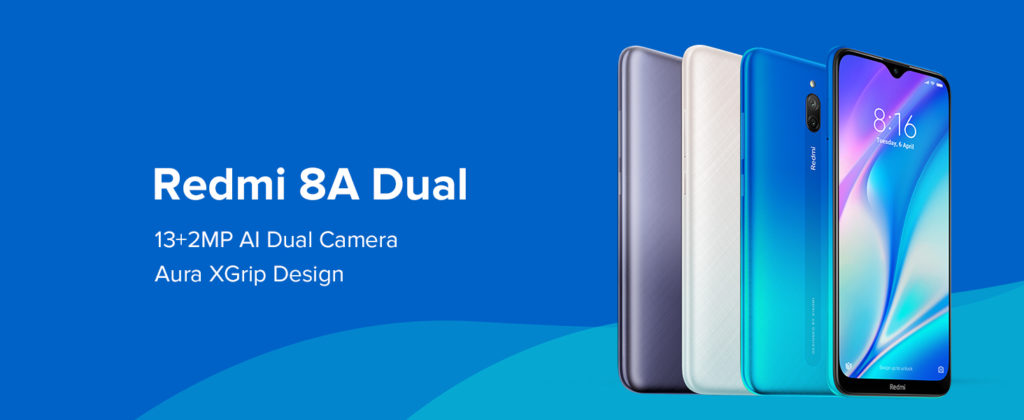 Redmi Launches 3GB RAM+64GB Variant Of The Redmi 8A Dual