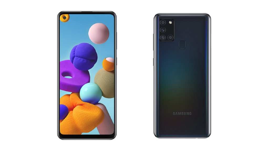 Samsung Galaxy A21s With Exynos 850 Chipset Unveiled In India