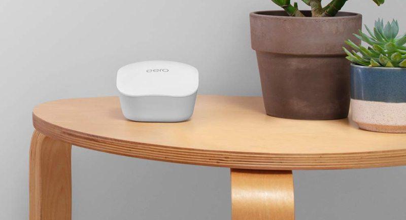 Amazon eero Mesh Wi-Fi System
