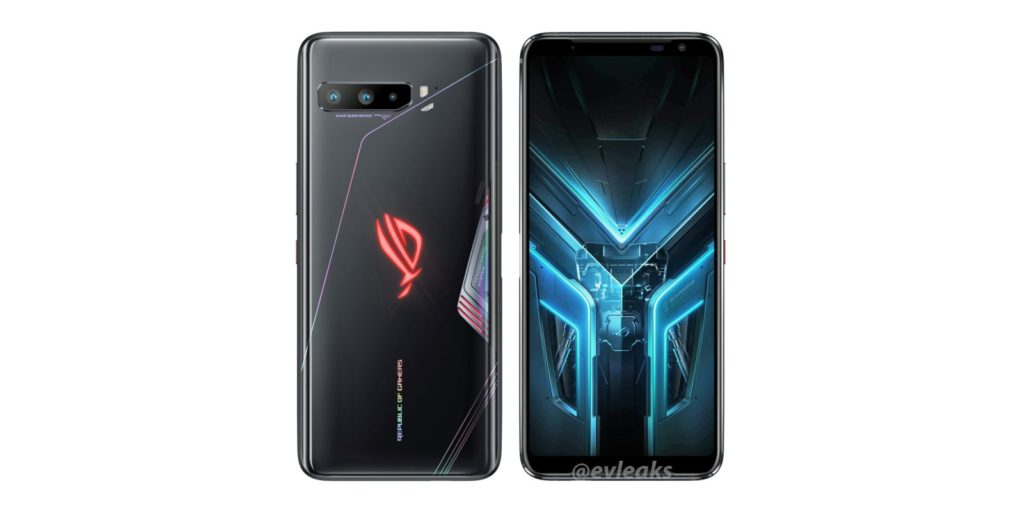Asus ROG Phone 3 Is Live; Press Renders Showcase The Final Product