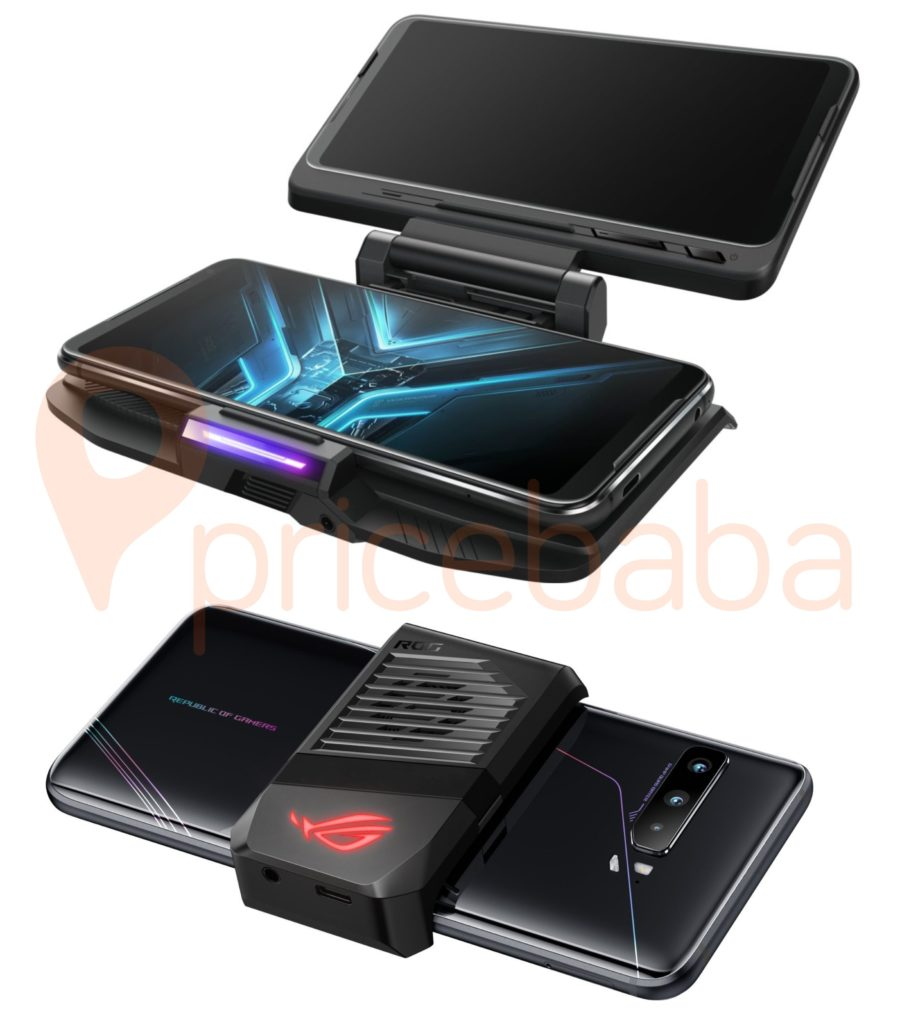 Asus ROG Phone 3 To Have Changeable Refresh Rate; Accessories Revealed