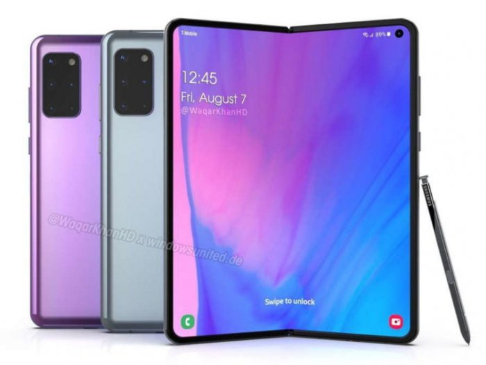 Samsung Galaxy Fold 2 Will Not Debut On August 5; Announcement Could Be In September