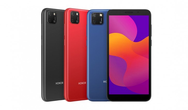 Honor 9S Entry-level Smartphone Launched In India For ₹5,999($80)