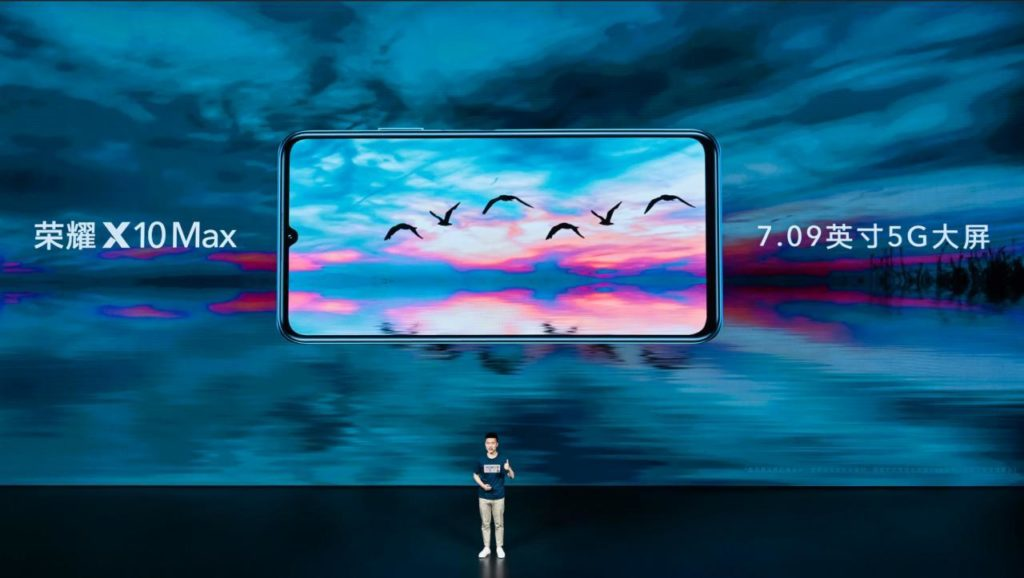 Honor X10 Max With a Mammoth 7.09-inch RGBW Display Launched In China