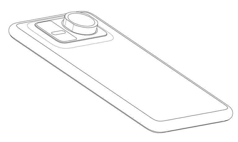 Huawei Patents DSLR-like Camera Setup For Upcoming Phones; Attachable Lenses and More Possibilities