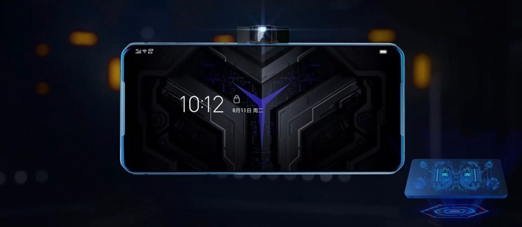 Lenovo Legion Gaming Phone Arrives On AnTuTu; Reveals 16GB RAM, 512GB Storage, and More